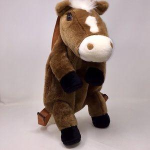 Somersault Singing Horse Backpack
